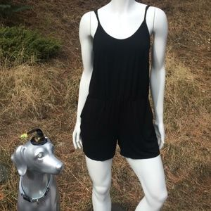 Vince Camuto Romper w/ pockets